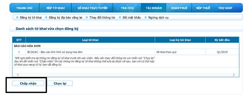 Những lỗi thường gặp khi nộp tờ khai thuế qua mạng