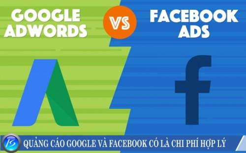 Chứng từ cần có để hợp lý hóa chi phí quảng cáo Google, Facebook